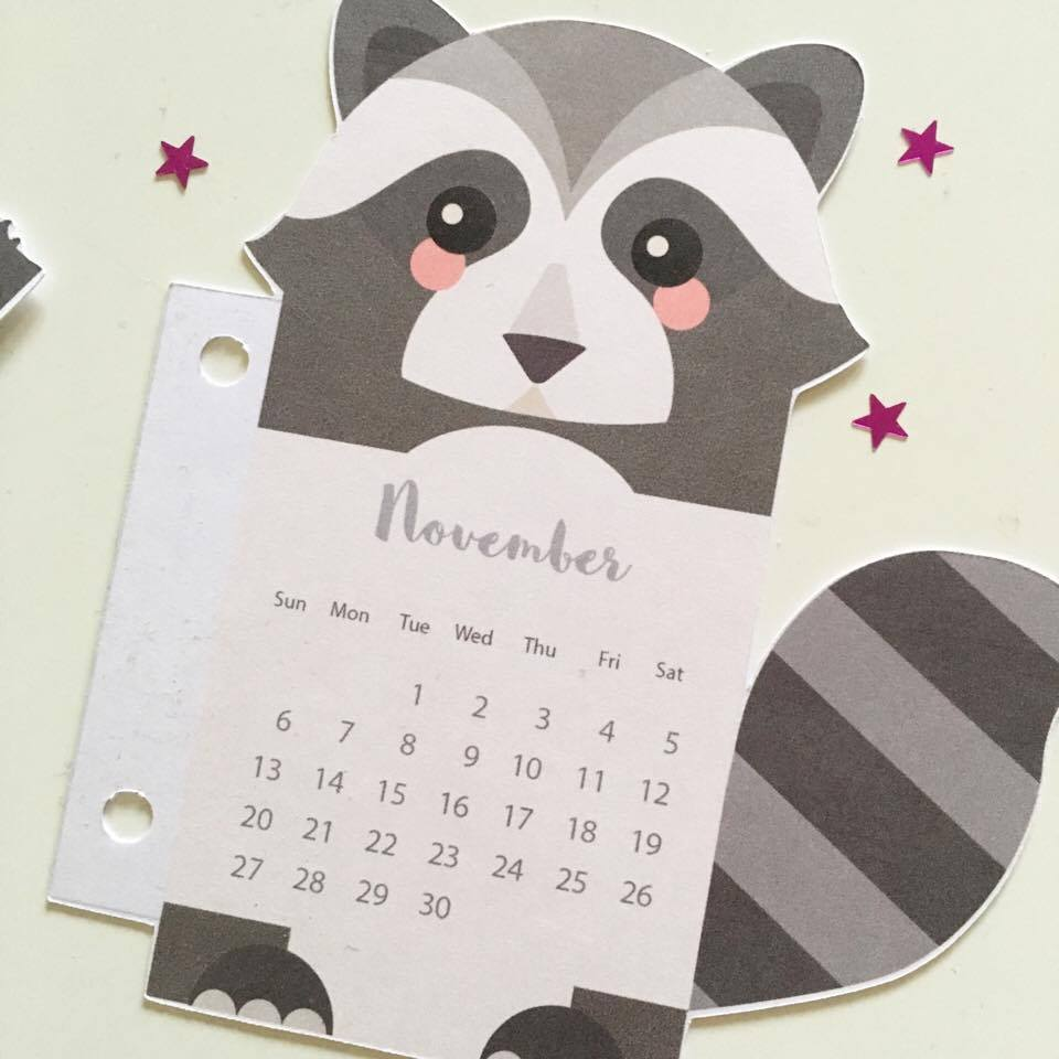 racoon-planner-divider-dashboard-paperclip-free-printable