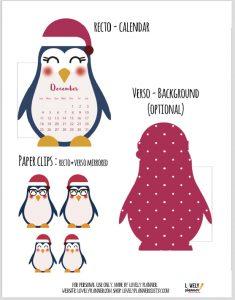 free-penguin-calendar-divider