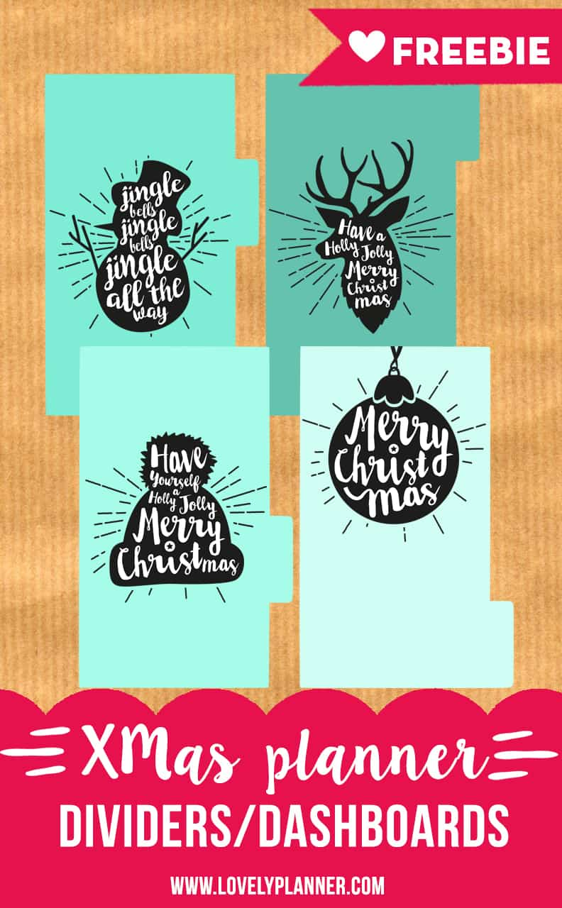 christmas-planner-dividers