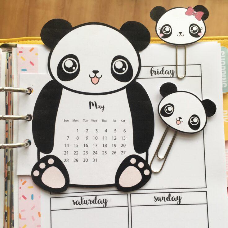 Panda Planner Divider