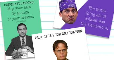 Free Printable Graduation Cards - inspired by The Office