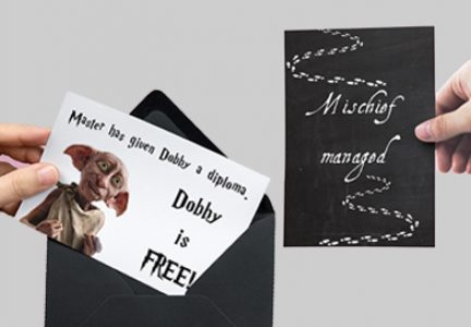 free-printable-harry-potter-card-funny-dobby-is-free-elf-mischief-managed