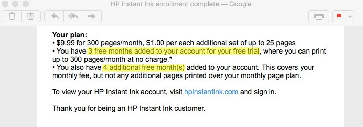 Print for free with HP Instant Ink Promo Codes or with HP Instant Ink Free Printing Plan