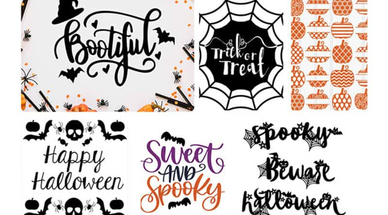 13 Free Halloween Svg Cut Files Every Crafter Will Love