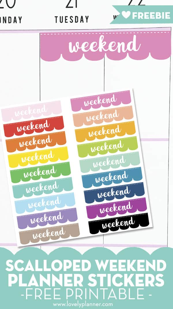 photo about Free Printable Functional Planner Stickers named Stickers Cost-free Printables t Stickers Planner stickers and