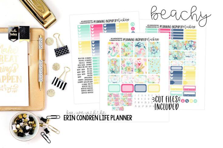 Beachy Weekly Kit