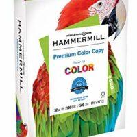 Hammermill Paper, Premium Color Copy Paper 8.5 x 11 Paper, Letter Size, 32lb Paper