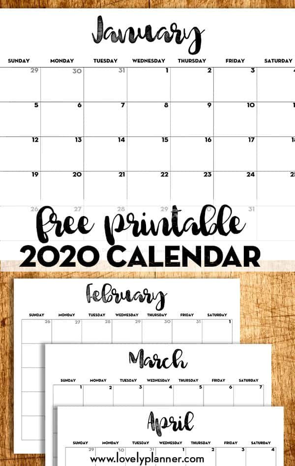 It's just a picture of Impeccable Free Printable Weekly Planner 2020