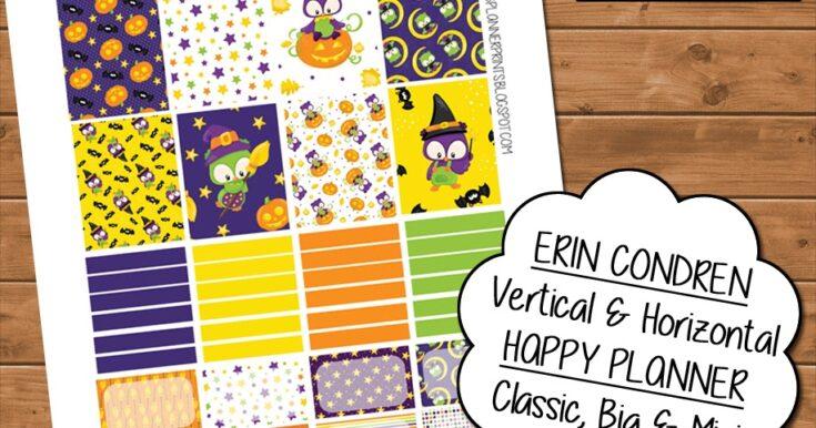 Halloween Hoot/ Halloween Owls Kit