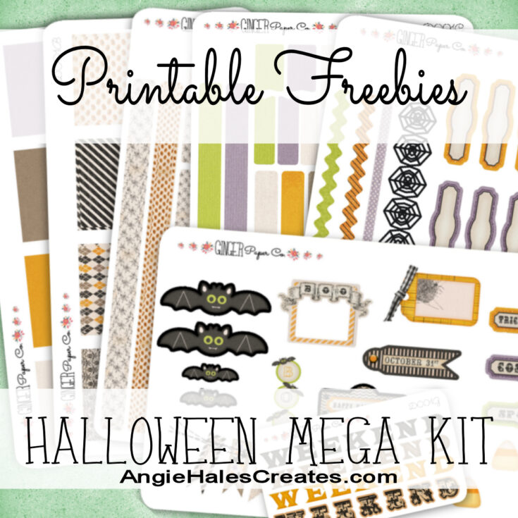 Halloween Mega Kit