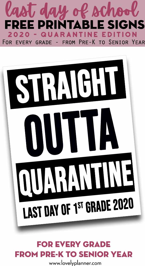 This is an image of Insane Quarantine Sign Printable