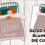 Free Printable Cozy Bed Planner Divider